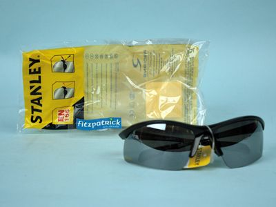 Stanley Mirror Lens Safety Glasses