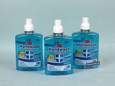 Anti-bacterial Handwash Blue 500ml