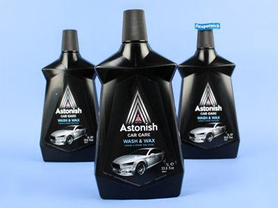 Astonish Car Wash & Wax 1ltr