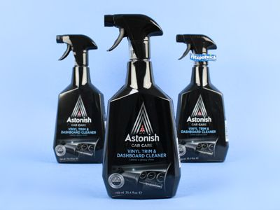 Astonish Vinyl/dash Cleaner 750ml