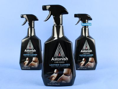 Astonish Car Leather Cleaner 750ml
