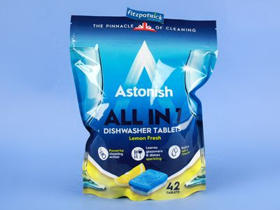 Astonish D/washer Tabs 42's
