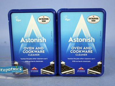Astonish Oven & Cookware 150g