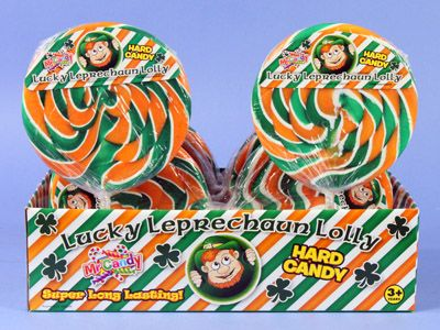 Ireland Swirl Giant Lolly*