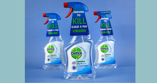 Dettol Anti Bac Cleaner 500ml