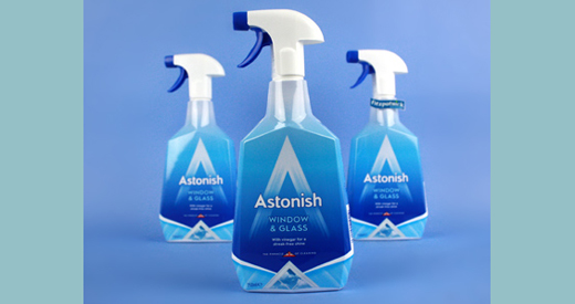 Astonish Window & Glass 750ml