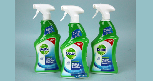 Dettol Mould/mildew Cleaner 750ml