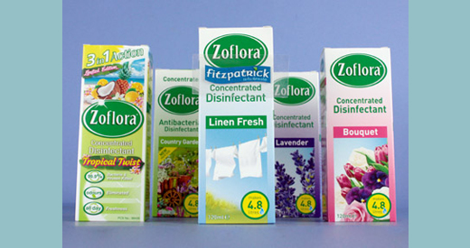 Zoflora 3 In 1 Disinfectant 120ml