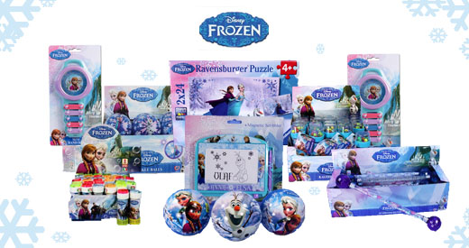 Disney Frozen Bubbles In Tub 60ml