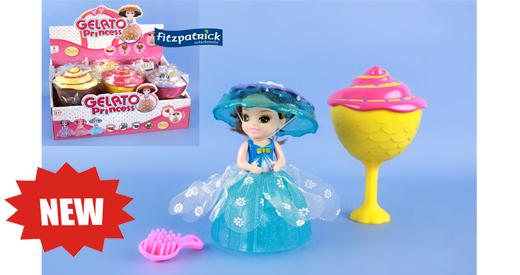 Gelato Princess Surprise Doll